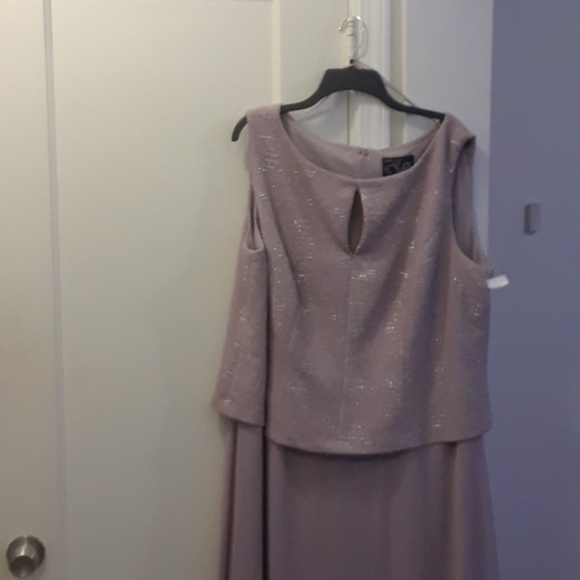 Women\'s plus size after five dress NWT